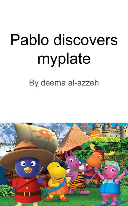 MyPlate FairyTale - Google Slides - Deema Al-Azzeh
