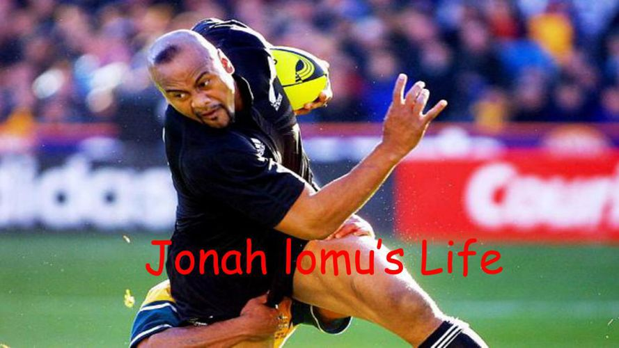 Jonah lomu's biography (1)