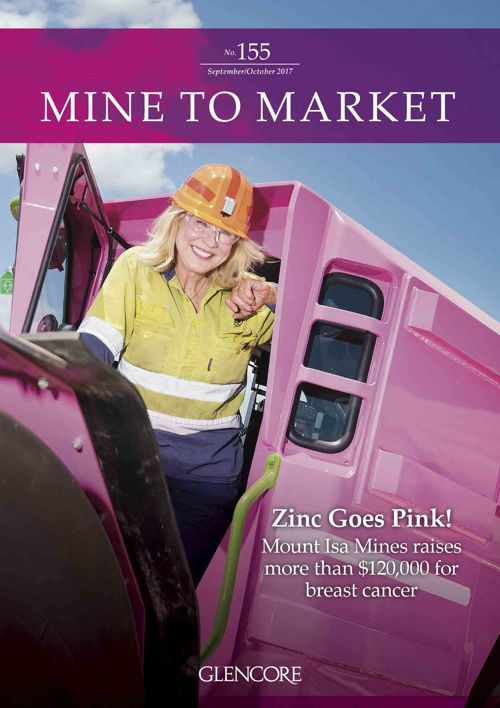 Mine to Market No. 155 September/October 2017