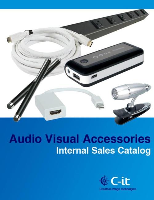 C-it A/V Accessories Catalog