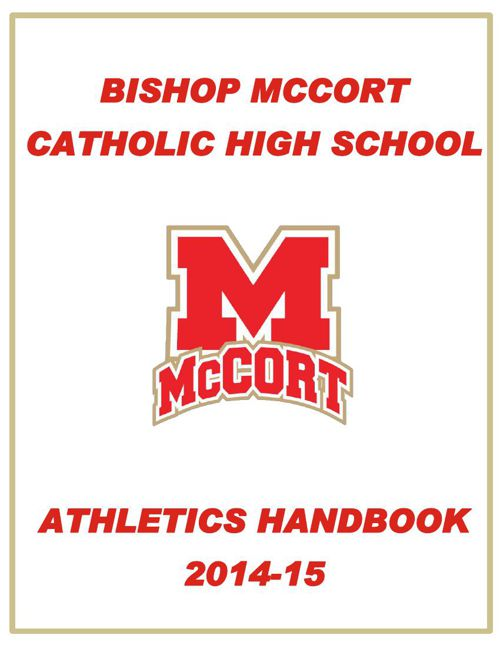 2014-15 Athletic Handbook