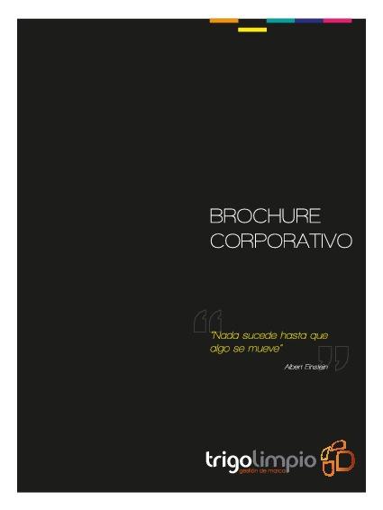 Brochure 2012