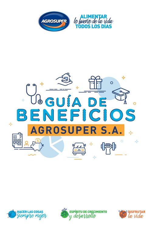 AS - Guia de Beneficios Agrsuper S.A.   Marzo 2018