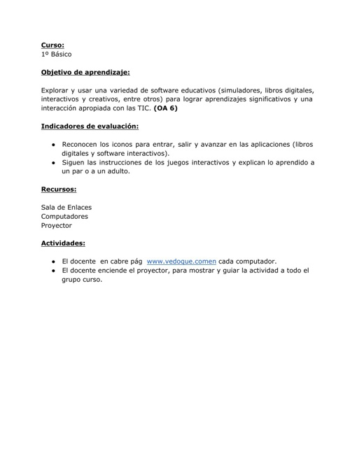 USO DE SOFTWARE EDUCATIVO