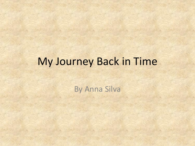 my journey to palestine- Anna Silva