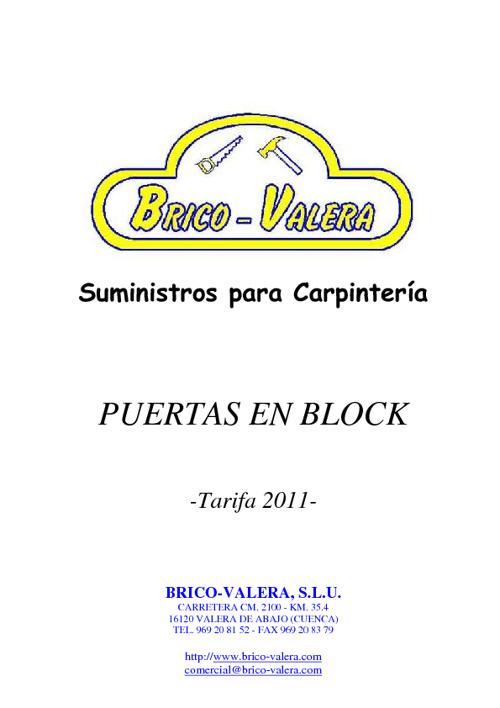 Catálogo Regalos Navidad BRICO-VALERA.COM