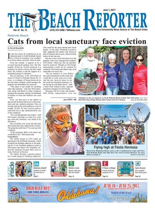 The Beach Reporter   June 1, 2017