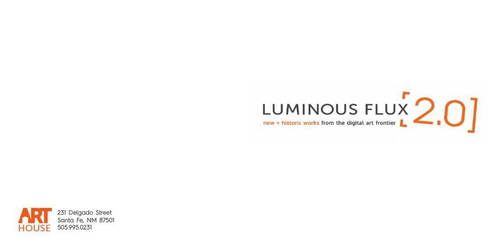Thoma Foundation Luminous Flux 2.0 Catalogue