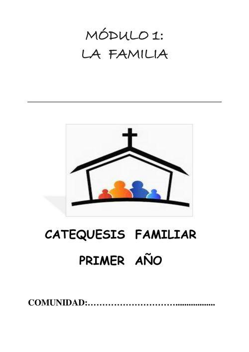 MODULO 1; LA FAMILIA