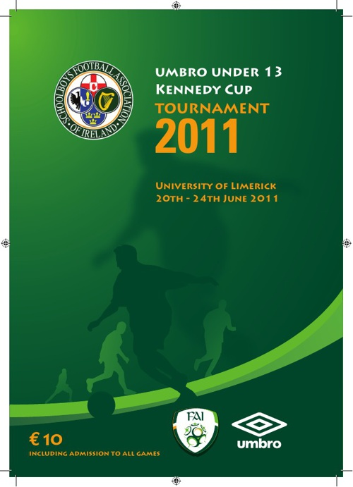 SFAI Kennedy Cup Programme