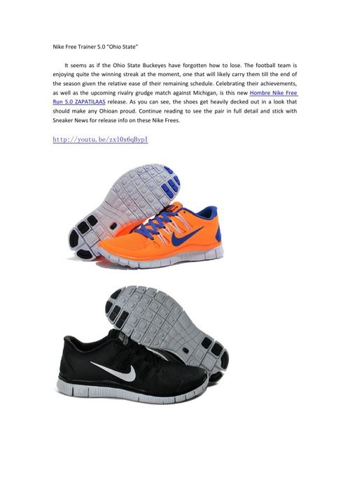Nike Free Trainer 5