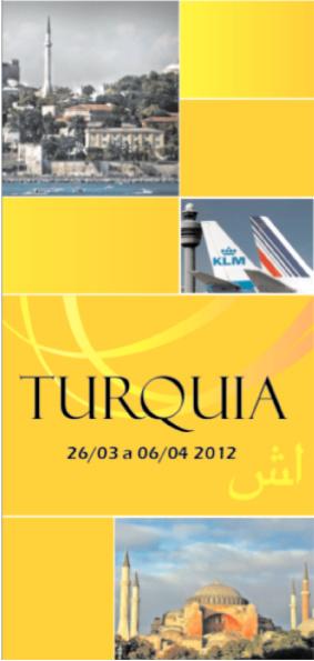 Turquia Especial - 2012