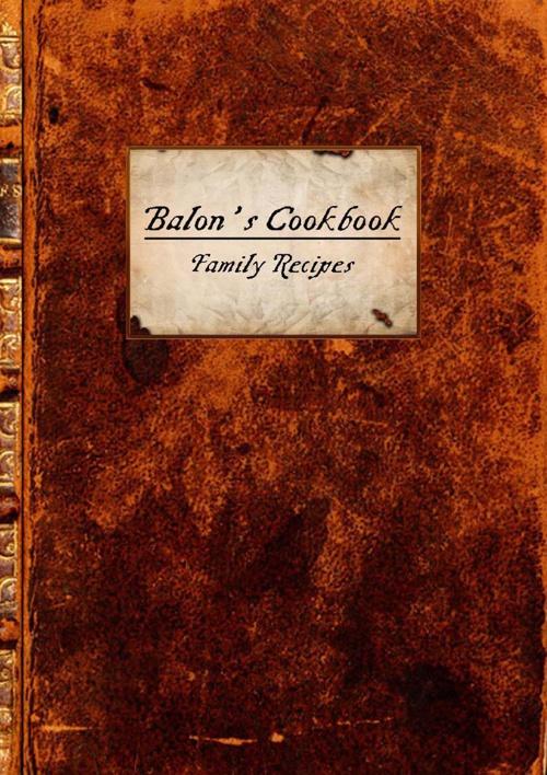 Balons Cookbook