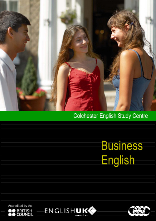 busines english