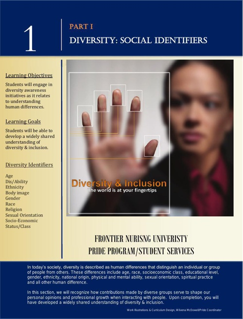 PRIDE: Diversity & Inclusion