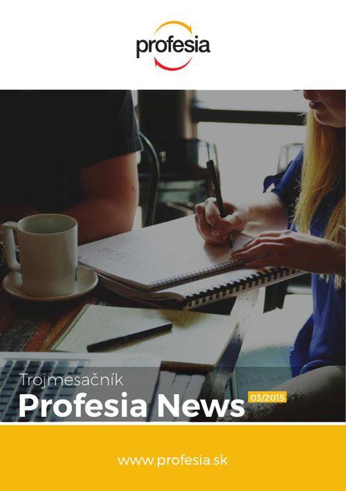 Profesia Newsletter