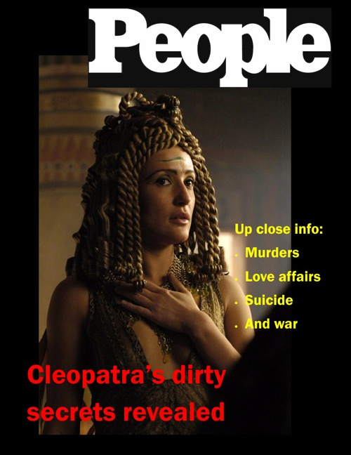 Cleopatra Grauel, Sabrina