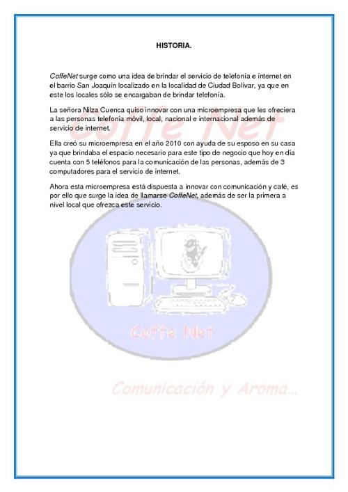 Proyecto Mirco-empresa
