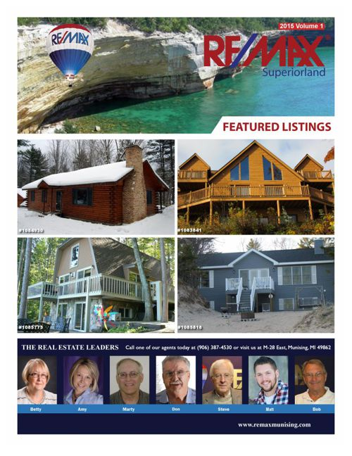 Remax Superiorland 2015 Vol 1