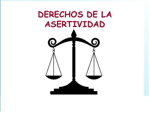 Los derechos Asertivos que todos poseemos