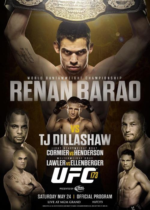 UFC_173_Program_Web