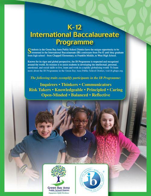 K-12 International Baccalaureate Programme