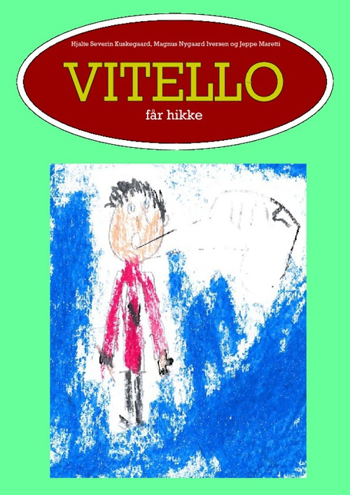 Vitello får hikke