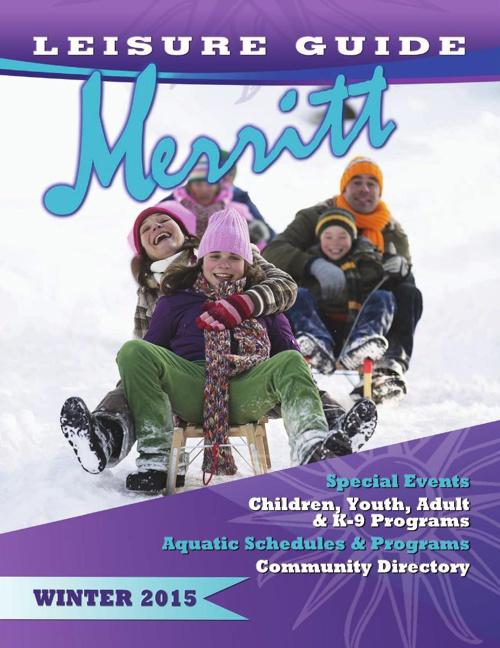 2015 Winter Leisure Guide