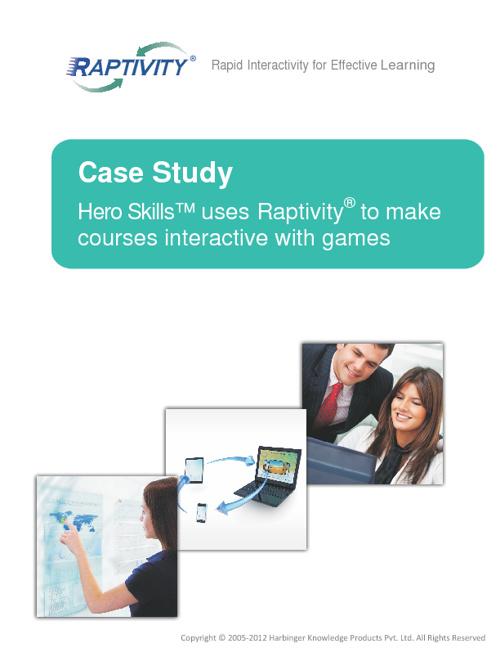 Hero Skills Case Study