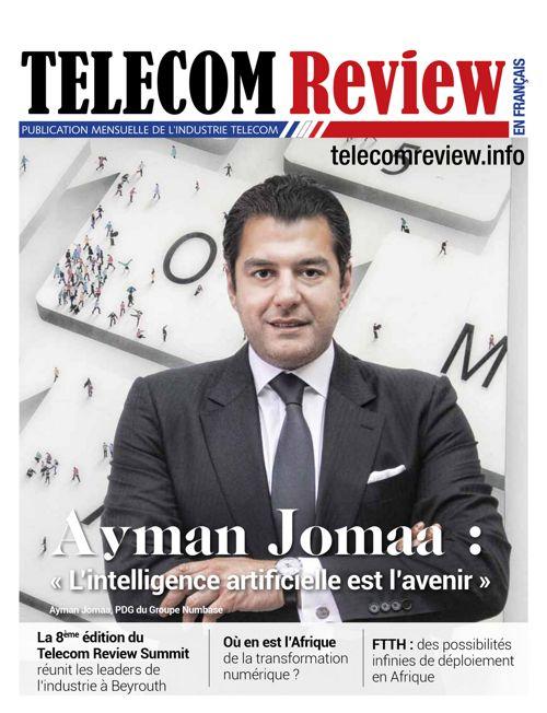 Telecom Review en Français Mai 2017