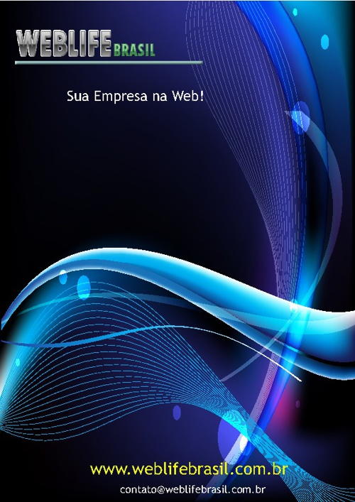 Weblife Brasil Page Flip
