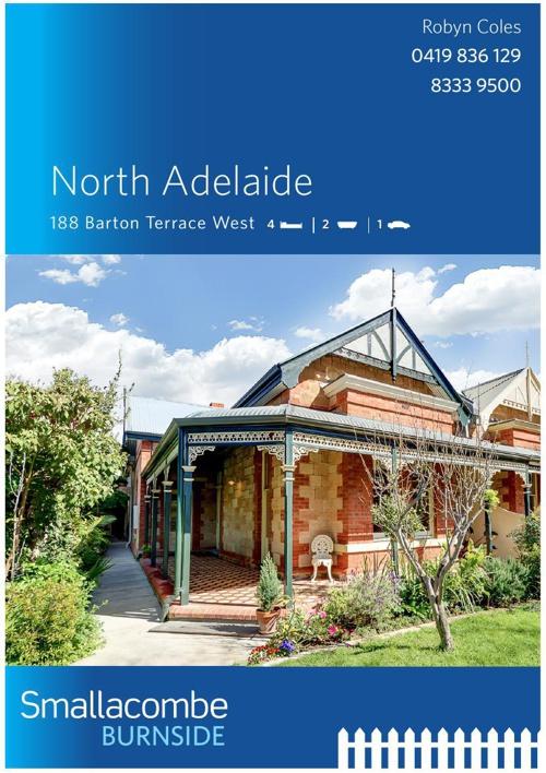 188 Barton Terrace West Nth Adelaide Flipbook version