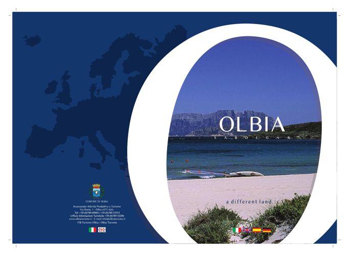 Depliant Olbia Turismo