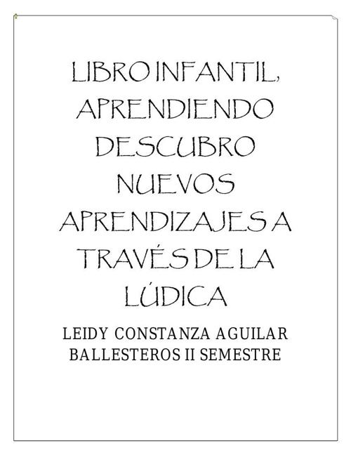 Copy of libro infantil