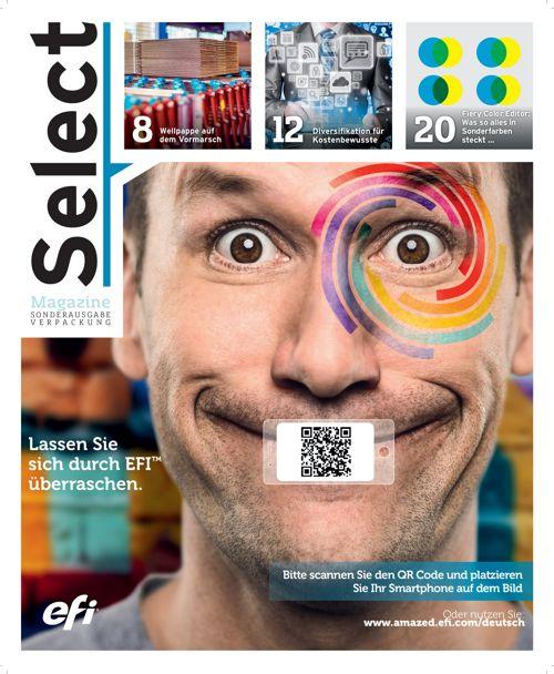 EFI Select - Sonderausgabe Verpackung - German