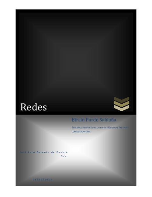 Revista 1 Redes