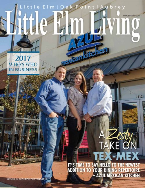 Little Elm Living - Feb/Mar 2017