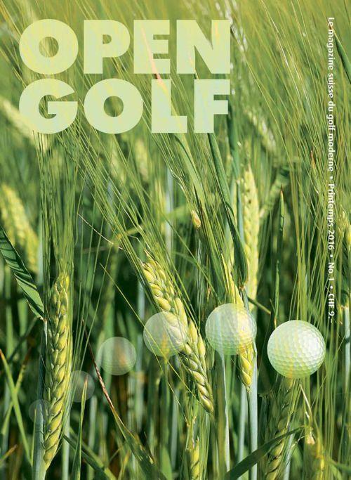 Open Golf n°1 - Frühling 2016