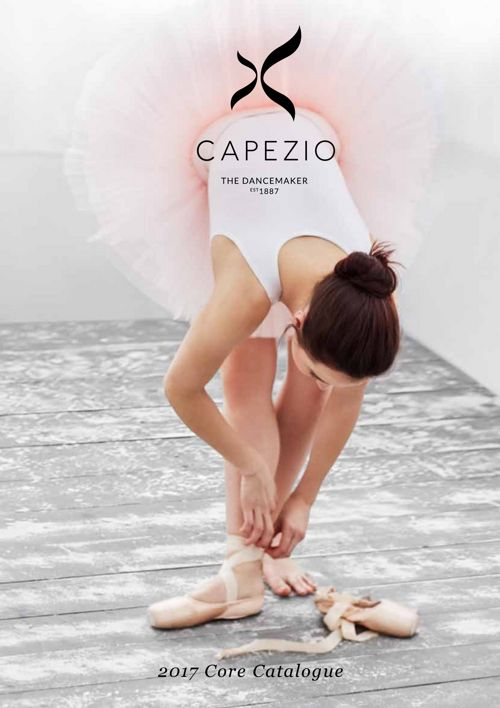 2017 Capezio Australia - Core Catalogue