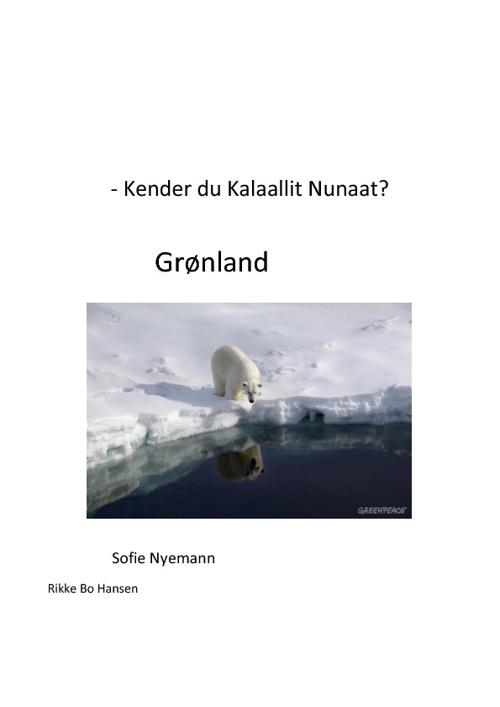 Grønland.