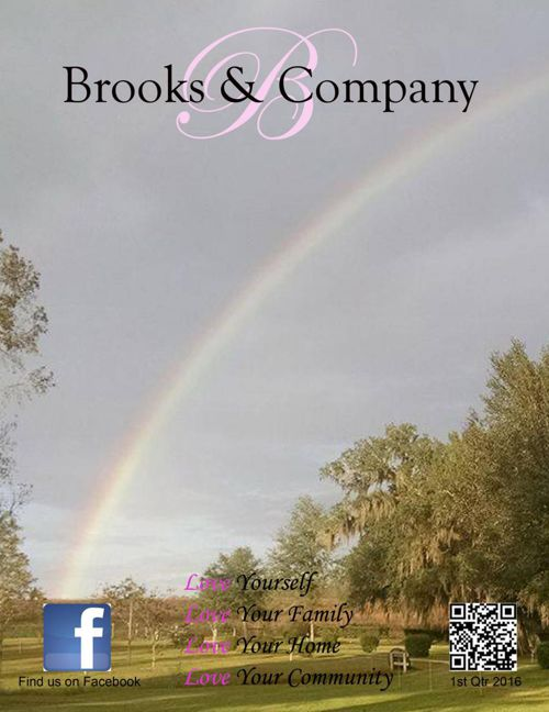 Brooks and Company 1st Qtr 2016