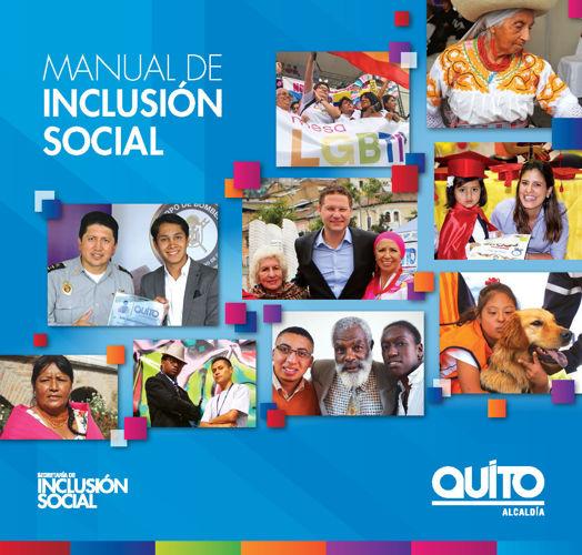 Manual de Inclusión Social - Quito Alcaldía