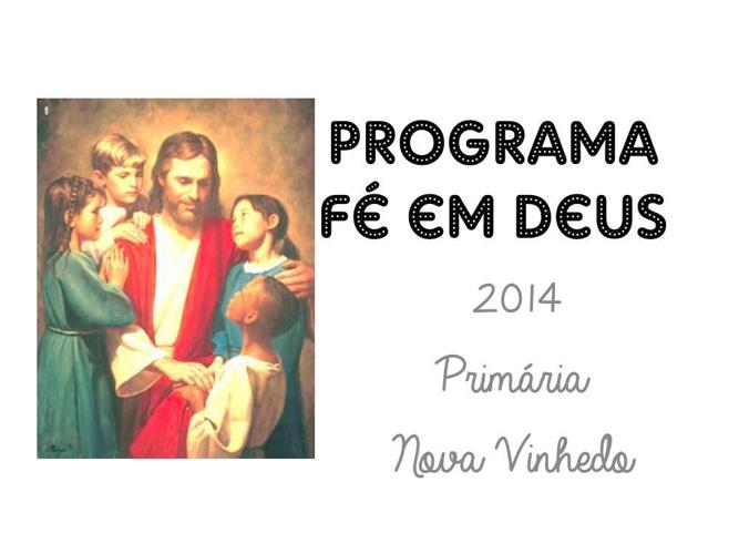 Programa Fe em Deus