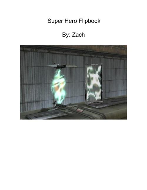 Superheroflipbook