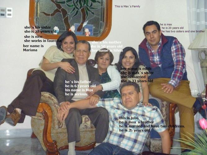 suarez´s family
