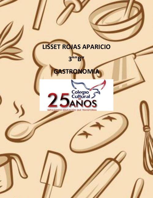recetario Lisset Rojas