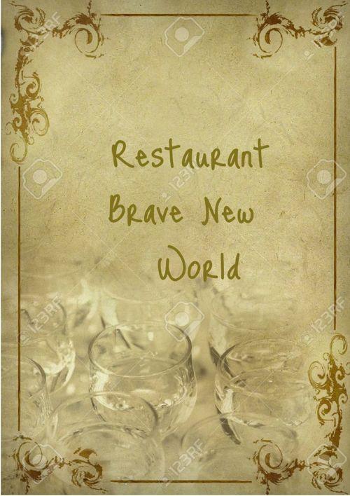carta restaurante aleman