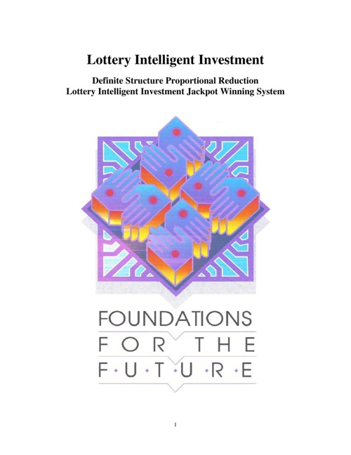 AD LOTTERY INTELLIGENT INVESTMENT