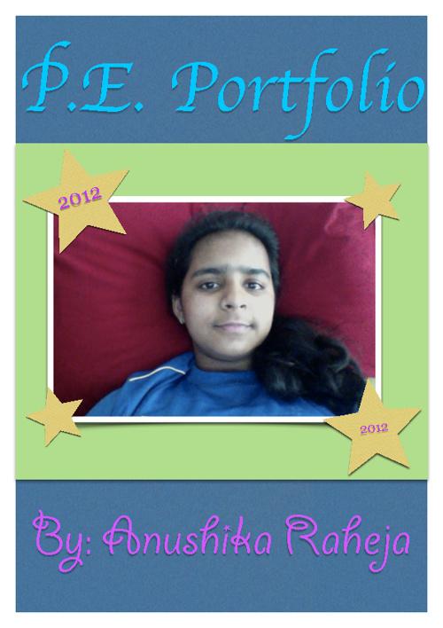PE portfolio PDF