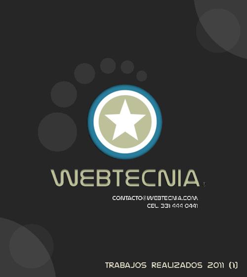 Webtecnia Trabajos 2011